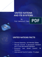 United Nations and Its Systems