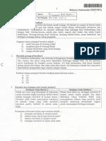 Soal Ujian Nasional Bahasa Indonesia Paket 5