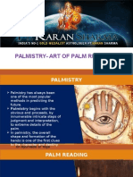 Palmistry- Art of Palm Reading by Karan Sharma