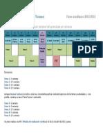 Orientacion Semanal Del Estudio 2012-2013