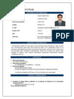 Curriculum Industrial Simple1
