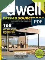 Dwell Prefab Sourcebook Summer 2013