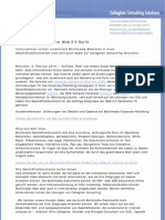 Corporate Publishing im Web 2.0 Outfit
