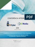 ICCYBER ICMEDIA 2015