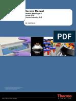 Service Manual - Sorvall - Heraeus - Thermo Scientific - Megafuge 8 SL8 ST8 - V180113