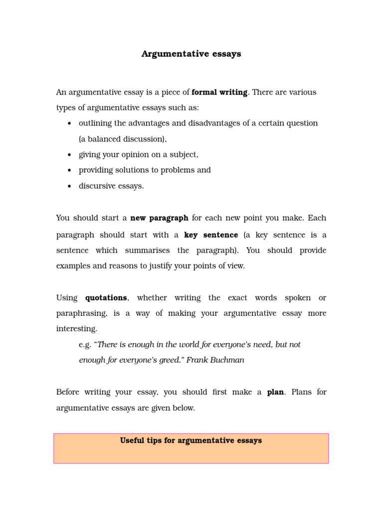 argumentative essays lhem variant  essays  argument