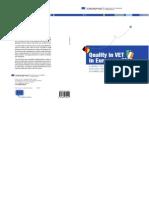Quality in VET in European SMEs