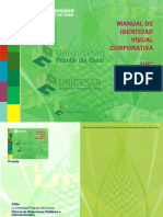 Manual de Identidad Visual-upc-2010