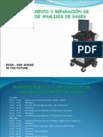 Mantenimiento y Reparacion de Equipos de Analisis 1