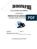 1-Proyecto Aprendizaje 2014