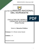 Derecho Poltico (Unne Dr. Saade) Mejorado (1)