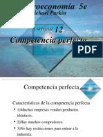Parkin 12 Competencia Perfecta