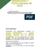 29 Aminoacidos y Peptidos 2015 Ifddc