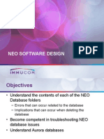 NEO Software Design