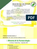 1 - Historia de La Farmacología