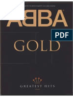 Abba - Libro - Gold Gratest Hits