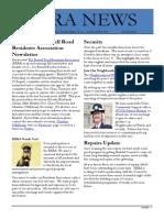Russell Road Residents' Association Newsletter - Oct 2015