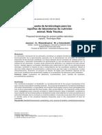 Propuesta de Terminologia Para Los Reportes de Laboratorios de Nutricion Animal