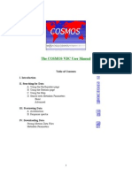 Cosmos VDC User Manual