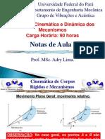 Notas de Aula 3-Cinematica_Mecanismos