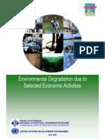 Philippine Environmental Degradation