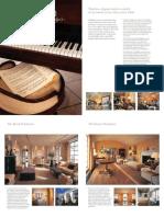 Suite Brochure - Claridge's, Maybourne Hotel Group, London, United Kingdom