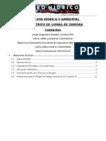 Informe Para AySA-2015