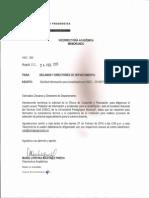 Decanos - Información Acreditación CNSC