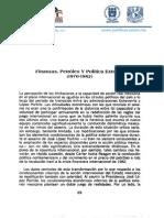 4-Finanzas-petroleo y Politica Exterior