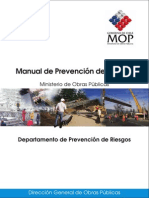 Manual de Prevencion de Riesgos Mop