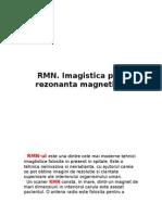 Referat RMN