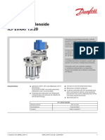 FA + válvula solenóide, tipo ICF 15_20 EVRAT DKRCI.PD.FT2.A1.28_ICF_EVRAT