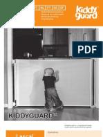 KiddyGuard-800 Owner Manual DE EN ES FR NL PT SE SF