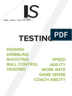Knowhowsoccer Testing