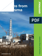 Lessons from Fukushima, February 27, 2012, Fairewinds Associates