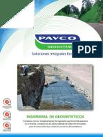Geosinteticos CATALOGO