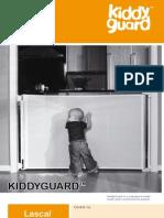 KiddyGuard-800 Owner Manual US CA