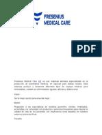Fresenius Medical Care AG