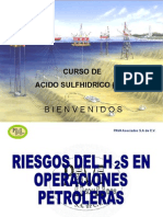 01 H2S Sulfuro de Hidrogeno