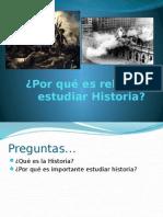 ¿Por Qué Es Relevante La Historia