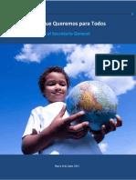 Agenda Post 2015