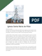 Iglesias de Chiloe Patrimoniales