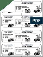 Ticket Pollada