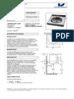 Datasheet Sanset Ls1300 Fr