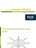 Requirements Models