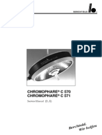 Berchtold Chromophare C570-571 - Service Manual