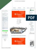 Microsoft Office Professional Plus 2016 [MSDN]