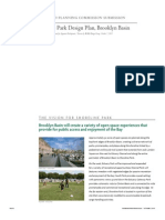 Shoreline Park Design Plan, Brooklyn Basin, October 7