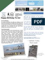 TDP Newsletter Autumn 2009