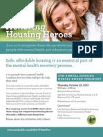 Housing Hero flyer
